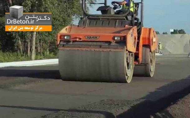 نشریه  354 راهنماي طراحی و اجراي بتن غلتکی در روسازي راههاي کشور