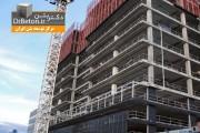 مراحل اجرای ساختمان بتنی